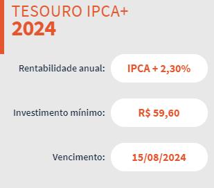 Tesouro Direto IPCA 2024 - 4 Passos Simples Para Investir No Tesouro Direto [+Bônus]